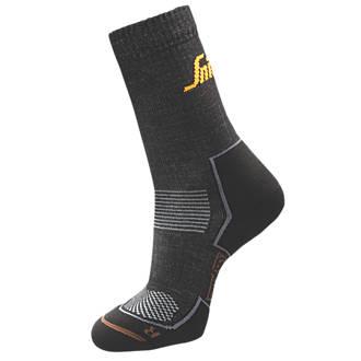 Snickers RuffWork 9206 Socks Black Size 11-13 2 Pack