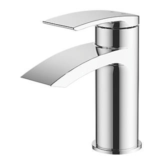 Watersmith Heritage Wye Basin Mono Mixer Tap with Clicker Waste