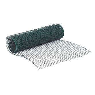 Apollo 13mm PVC-Coated Wire Netting 1 x 10m