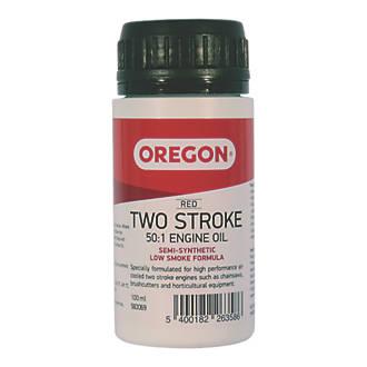 Oregon  2-Stroke Engine Oil  100ml