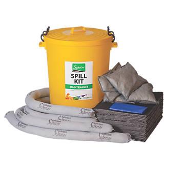 Lubetech  90Ltr Maintenance Spill Kit