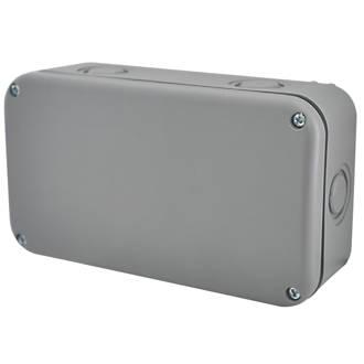 British General IP55 Weatherproof Outdoor Enclosure 150 x 53 x 85mm