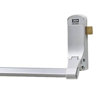 Union J-CE853PL-SIL Single Panic Latch for Timber Doors