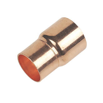 Flomasta   End Feed Fitting Reducers F 22mm x M 28mm 2 Pack