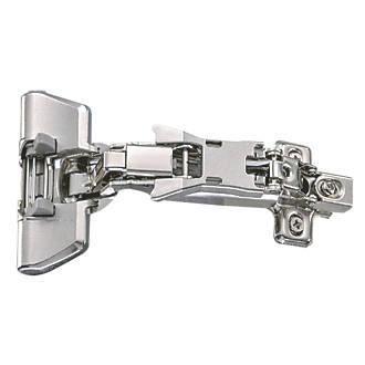 Hafele Steel Clip-On Concealed Hinges 200mm 2 Pack