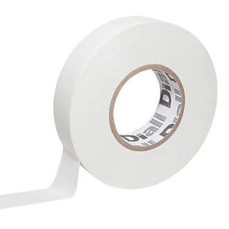 510 Insulating Tape White 33m x 19mm