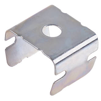 Schneider Electric Fire Rated Safety Clips for Trunking 40mm 50 Pack