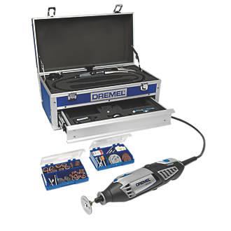 Dremel 4000 Platinum  175W  Electric Multi-Tool Kit 230V
