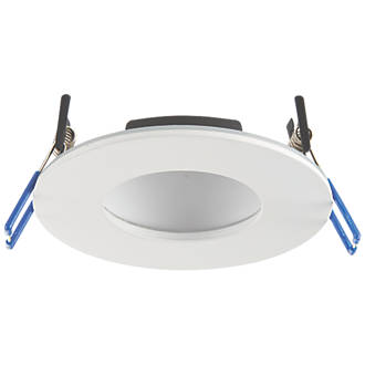 LAP IndoPro Fixed  Fire Rated LED Downlight White 450lm 9W 240V