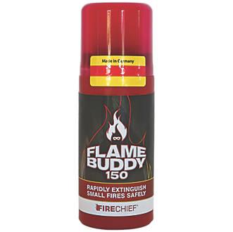 Firechief Flame Buddy 150 Wet Chemical Aerosol Fire Extinguisher Spray 150ml