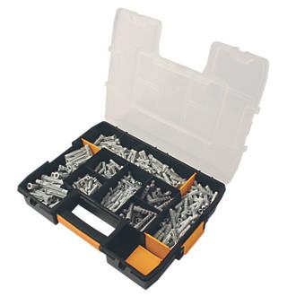 DeWalt  PX & Nylon Plug Assortment Box 500 Pcs