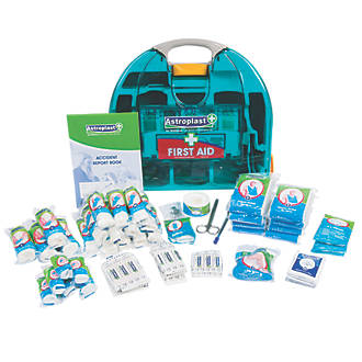 Wallace Cameron 1002110 Adulto 50 Person HSE First Aid Kit