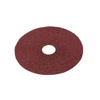 Fibre Discs 115 x 22.3mm 24 Grit 10 Pack
