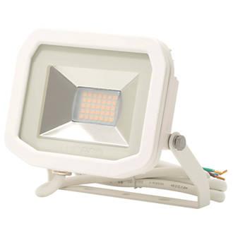 Luceco LFS12W150 LED Slim Floodlight White 15W 1200lm