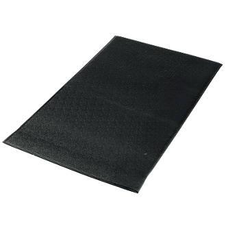 Anti-Fatigue Floor Mat Charcoal 1500 x 900mm