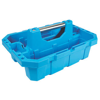 Mac Allister  Plastic Tool Tote