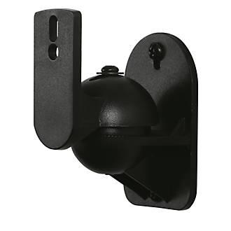 AVF Universal Speaker Bracket Small Black 2 Pack