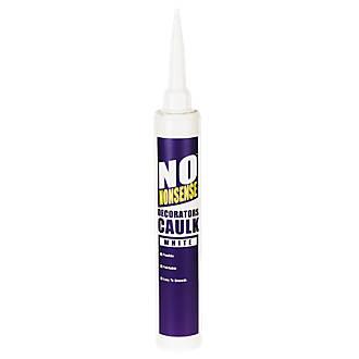 No Nonsense Decorators' Caulk White 380ml