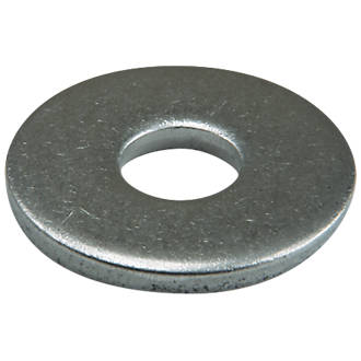 Easyfix A2 Stainless Steel Large Flat Washers M10 x 2.5mm 50 Pack