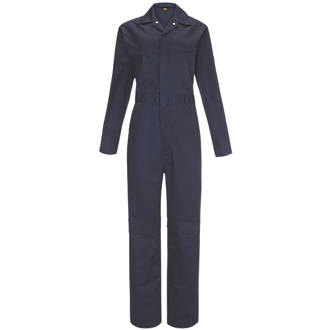 """Site Hammer Ladies Coverall Navy Blue Large 54"""" Chest 30"""" L"""