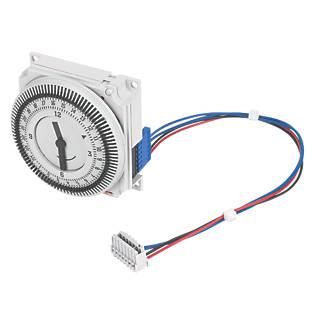 Biasi Plug In Mechanical Timeclock