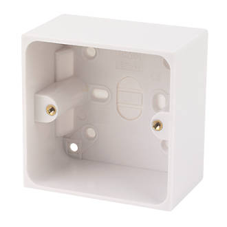 1G Moulded Box 47mm
