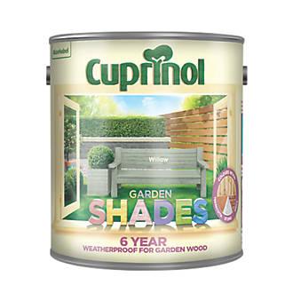 Cuprinol Garden Shades Woodstain Matt Willow 2.5Ltr