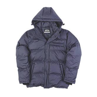 "Site Hawthorn Jacket Grey Large 48"" Chest"