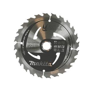 Makita TCT Mitre Saw Blade 165 x 20mm 24T