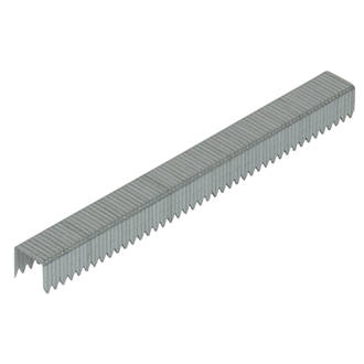 Easyfix Staples Zinc-Plated 10 x 10.6mm 5000 Pack
