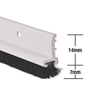 Stormguard Door & Window Strips White 1.05m 5 Pack