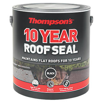 Thompsons 10 Year Roof Seal Black 2.5Ltr
