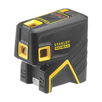 Stanley FatMax FMHT1-77413 Red Self-Levelling Spot Laser Level