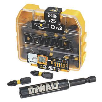 DeWalt Impact Screwdriver Bit PZ2 x 25mm 25 Pack