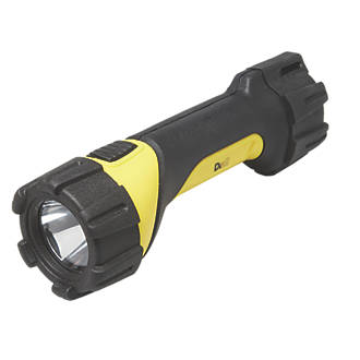 Diall GSUF003 Heavy Duty LED Torch 4 x AA