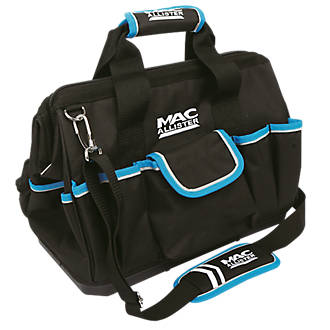 "Mac Allister  Hard Base Tool Bag 18"""