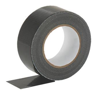 Cloth Tape 27 Mesh Black 50m x 50mm