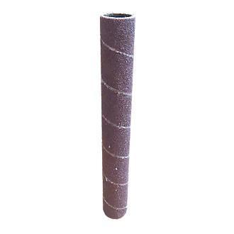 Scheppach Bobbin Sanding Sleeves 13mm 120 Grit 3 Pack