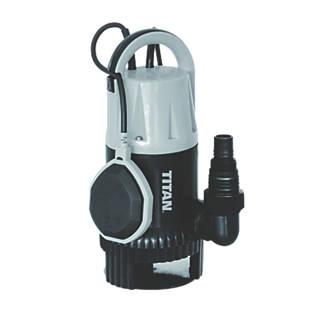 Titan TTB582PMP 750W Mains-Powered Dirty Water Pump