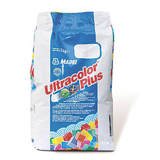 Mapei Ultracolor Plus Wall & Floor Grout Cement Grey 5kg