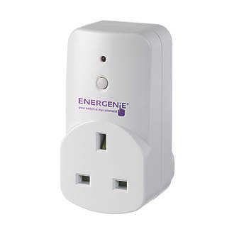 Energenie MiHome 13A Smart Plug White