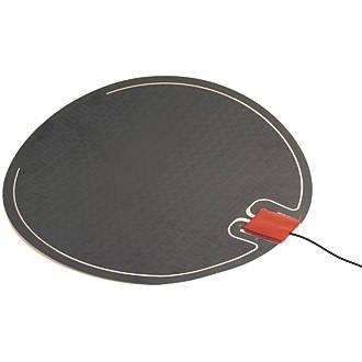 Klima Heated Bathroom Mirror Demister 50W 230V 350 x 350mm
