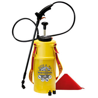 Berthoud 101740 Yellow & Black Sprayer 6Ltr