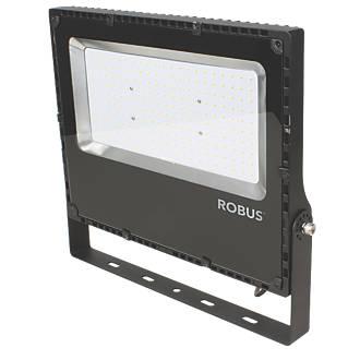 Robus Cosmic LED Floodlight Black 130W 18,110lm