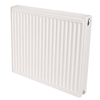 Stelrad Accord Compact Type 22 Double-Panel Double Convector Radiator 700 x 700mm White 4511BTU
