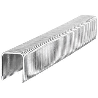 Stanley Narrow Staples Bright 8 x 10mm 1000 Pack