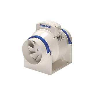 Vent-Axia ACM100 0.2kW In-Line Bathroom Extractor Fan