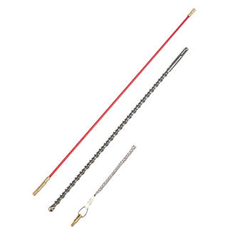 Cable Rod  5mm Rigid Cable Rod Wall Access Kit 330mm