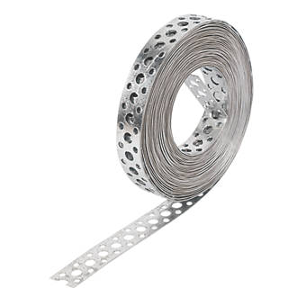 Sabrefix Builders Band Stainless Steel 9.6m x 20mm