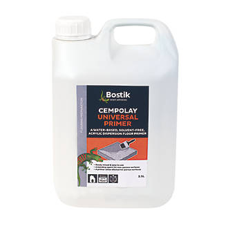 Bostik Cementone Cempolay Universal Primer Clear 2.5Ltr